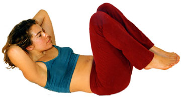 Navasana - Bauchmuskel Übung