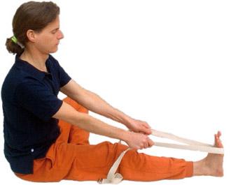 Yoga für Schulter und Nacken