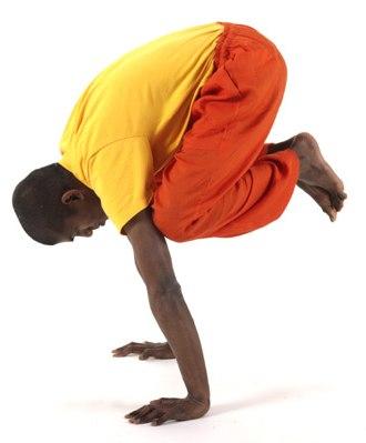 Handstand - Vrikshasana