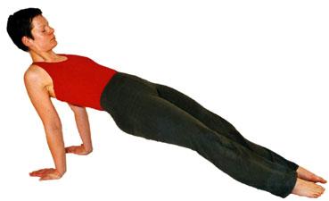 Yoga nach Bandscheibenvorfall