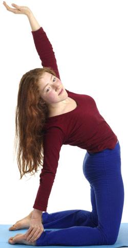 Ustrasana, Kamel - mein.yoga-vidya.de - Yoga Forum und Community