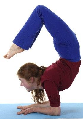 wie lernt man den skorpion yoga sport und so dehnen. Black Bedroom Furniture Sets. Home Design Ideas