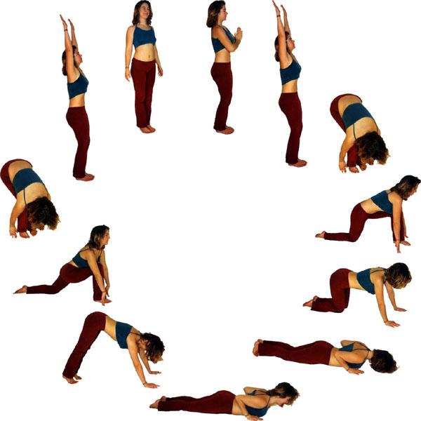 yoga asanas meer natur harmonie welt frau