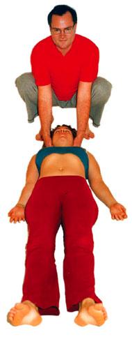 Rückenentspannungslage