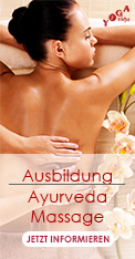 Ayurveda Ausbildung