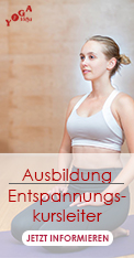 Entspannungskursleiter Ausbildung