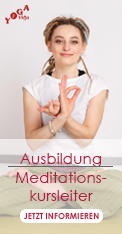 Meditation Kursleiter Ausbildung