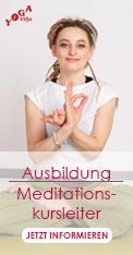 Meditation Kursleiter Ausbildung