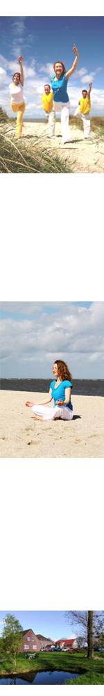 Sommer bei Yoga Vidya Nordsee