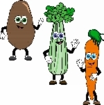 Rezept des Monats - Vegetable Casserole - Gemüse Auflauf