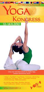 Internationaler Yoga-Kongress 12.-14.11.2010