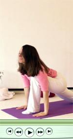 Sukadev als dein Yogalehrer zuhause: Yogastunden Videos