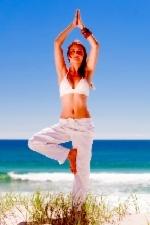 Haus Yoga Vidya Horumersiel/Nordsee - energetisierende Frühlingstage
