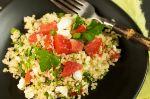 Rezept des Monats: Bunter Quinoa-Salat