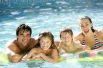 Schwimmbad bei Yoga Vidya Bad Meinberg ab 11. April