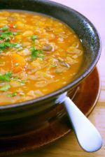 Rezept des Monats – Linsen-Gemüse-Curry