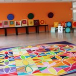 Yoga Künstlerwochen: Mandalas im Projekt Shanti