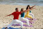 Yoga Vidya Nordsee - Moin Moin!