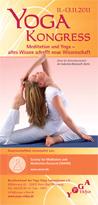 Yoga-Kongress 11.13. November: Meditation und Yoga - Altes Wissen schafft neue Wissenschaft