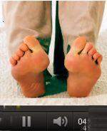 Übung des Monats – Yoga für die Füße