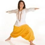 Yoga unterrichten macht glücklich…