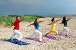 Haus Yoga Vidya Horumersiel/Nordsee - energetisierende Wintertage