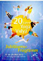 20 Jahre Yoga Vidya - große Feiern im Mai