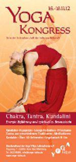 Das Programm des Yoga-Kongress 2012 ist online