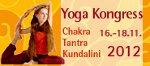 Der Yoga Kongress 2012 rückt näher