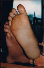 Übung des Monats: Entspannte und warme Füße