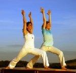 23.06.2013 Weltyogatag und Tag der offenen Tür bei Yoga Vidya Bad Meinberg