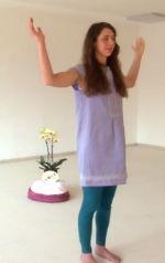 Übung des Monats: Kavacham mit Handgesten