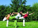 Mitarbeit bei Yoga Vidya: Werbeproduktion/Redaktion Offene Stelle