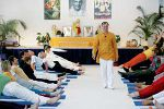 10jähriges Jubiläum Yoga Vidya Bad Meinbeg 3.10.2013 - und Tag der offenen Tür