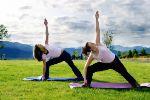 Tage der Offenen Tür bei Yoga Vidya Bad Meinberg, Nordsee, Westerwald