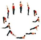 Übung des Monats: Yoga für gesunde Knie - Einfache und wirkungsvolle Gelenkübungen