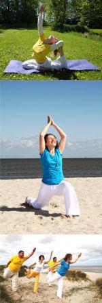 Als Individualgast bei Yoga Vidya an der Nordsee