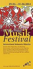 10. Yoga Vidya Musikfestival 29.05.-01.06.2014