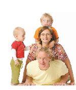 Yoga und Ferien für Eltern mit Kindern