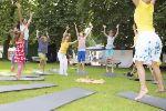 Fotoshow: Yoga, Moor und Externsteine