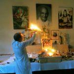 Photobericht:  Guru Purnima