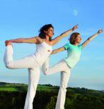 Yoga Vidya auf Messen in Hamburg, Bielefeld, Düsseldorf, Frankfurt und Essen
