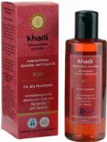 Khadi Rose Gesichts-und-Körperöl - Ayurveda Kosmetik, auch zum Verschenken