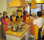 Kochkurse - in der Lehrküche Yoga Vidya Bad Meinberg