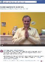 20.000 Fans auf Facebook - Videos: Sukadev sagt Danke