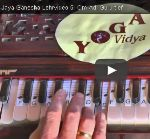 Mantra Lern-Videos: Lerne die Mantras auf dem Harmonium zu spielen