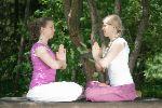Yoga Vidya Mithilfe Programm - spirituelle Entwicklung, Yoga Praxis - und Teil sein einer großartigen Gemeinschaft