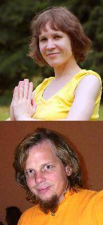 Neues aus Yoga Vidya Westerwald - Neue Ashramleitung