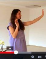 Übung des Monats: Energiefeldübung gegen Ängste - für Herzensöffnung