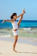 Yoga Asana Nataraj
